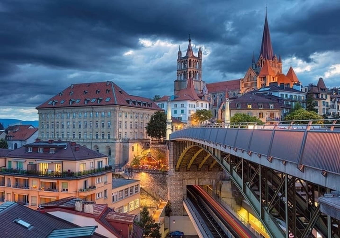 Lausanne hotels